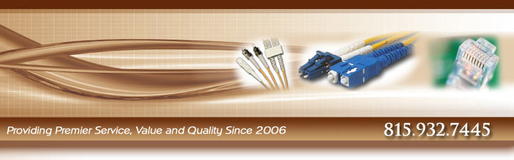 network cables, network cabling products and services